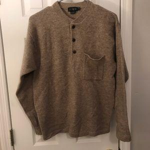 J. Crew vintage lambswool sweater